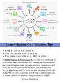 Search Engine Optimization Tips PowerPoint PPT Presentation