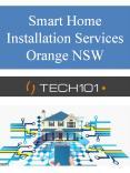 Smart Home Installation Services Orange NSW PowerPoint PPT Presentation