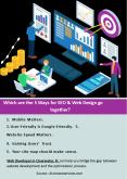 Which are the 5 Ways for SEO & Web Design go together? PowerPoint PPT Presentation