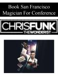 Book San Francisco Magician For Conference PowerPoint PPT Presentation