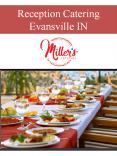 Reception Catering Evansville IN PowerPoint PPT Presentation