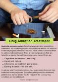 Drug Addiction Treatment PowerPoint PPT Presentation