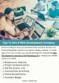 Tips To Hire A Web Development Company PowerPoint PPT Presentation