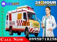 Get the Best and Affordable Medical Road Ambulance Services in Tatanagar and Dhanbad by Medilift PowerPoint PPT Presentation