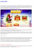 Jingle bells online slot game PowerPoint PPT Presentation