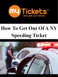 Reckless Speeding Ticket NY, My Tickets Orange town NYC, Driving Violations Rockland NYC, Reduce Points Driving School NY PowerPoint PPT Presentation
