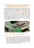 Turnkey PCB Assembly – Challenging Yet Beneficial - Miracle Electronics PowerPoint PPT Presentation