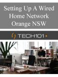 Setting Up A Wired Home Network Orange NSW PowerPoint PPT Presentation