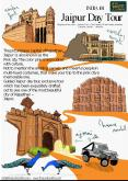 Jaipur Day Tour PowerPoint PPT Presentation