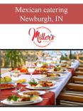 Mexican catering Newburgh, IN PowerPoint PPT Presentation