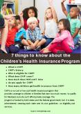 7 things to know about the Children's Health Insurance Program PowerPoint PPT Presentation