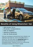 Benefits of Using Wheelchair Van PowerPoint PPT Presentation