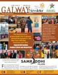 Galway Newsletter January 2021 PowerPoint PPT Presentation