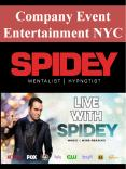Company Event Entertainment NYC PowerPoint PPT Presentation