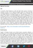 Titanium Dioxide (TiO2) Prices, News, Market Analysis   ChemAnalyst PowerPoint PPT Presentation