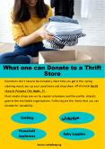 What one can Donate to a Thrift Store PowerPoint PPT Presentation