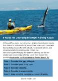 5 Rules for Choosing the Right Fishing Kayak PowerPoint PPT Presentation
