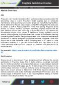 Propylene Oxide (PO) Prices, News, Market & Analysis   ChemAnalyst PowerPoint PPT Presentation