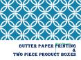 Two piece product boxes PowerPoint PPT Presentation