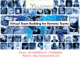 Virtual Team Building for Remote Teams PowerPoint PPT Presentation