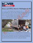 Get the Affordable Office movers wellington in NZ PowerPoint PPT Presentation