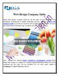 World-class Company to Design Your Business Website with WordPress Development services India PowerPoint PPT Presentation
