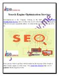 Role of Search Engine Optimization Services in Ranking PowerPoint PPT Presentation