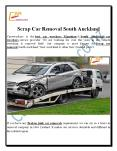 Most Famous for Scrap car removal South Auckland & other New Zealand Parts PowerPoint PPT Presentation