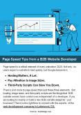 Page Speed Tips from a B2B Website Developer PowerPoint PPT Presentation