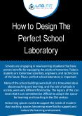 School Laboratory Design - How We Can Help? PowerPoint PPT Presentation