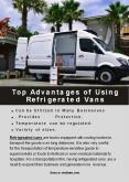 Top Advantages of Using Refrigerated Vans PowerPoint PPT Presentation