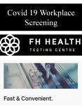 Covid 19 Workplace Screening PowerPoint PPT Presentation