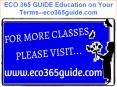 ECO 365 GUIDE Education on Your Terms--eco365guide.com PowerPoint PPT Presentation