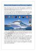 Marine Safety Equipment and Electronics Supplier PowerPoint PPT Presentation