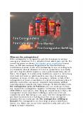 Fire extinguishers price in Pakistan PowerPoint PPT Presentation