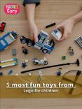5 most fun toys from Lego for children PowerPoint PPT Presentation
