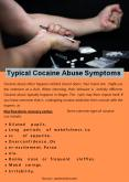 Typical Cocaine Abuse Symptoms PowerPoint PPT Presentation