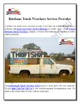 Get Your Old Car Parts Look Like New with Used Car Parts Service Brisbane PowerPoint PPT Presentation