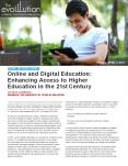 Online and Digital Education - Enhancing Access to Higher Education in the 21st Century - Vistasp Karbhari PowerPoint PPT Presentation