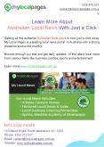 Learn More About Australian Local News With Just a Click PowerPoint PPT Presentation