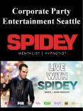Corporate Party Entertainment Seattle PowerPoint PPT Presentation