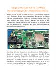 Things To Do And Not To Do While Manufacturing PCBs - Miracle Electronics PowerPoint PPT Presentation