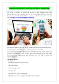 Online Course and Certificate of Sales Marketing PowerPoint PPT Presentation