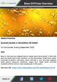 Base Oil Prices, News, Database, Trend | ChemAnalyst PowerPoint PPT Presentation