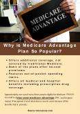 Why is Medicare Advantage plans so popular? PowerPoint PPT Presentation