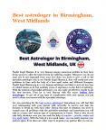 Best astrologer in Birmingham, West Midlands, UK +44 7441 44717 PowerPoint PPT Presentation
