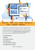 Reasons Why Your Small Business Needs a Modern Website PowerPoint PPT Presentation