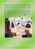 What Are the Different Types of Cleaning Services?   +65 9857 3303 PowerPoint PPT Presentation