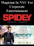 Magician In NYC For Corporate Entertainment PowerPoint PPT Presentation