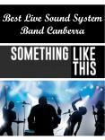 Best Live Sound System Band Canberra PowerPoint PPT Presentation